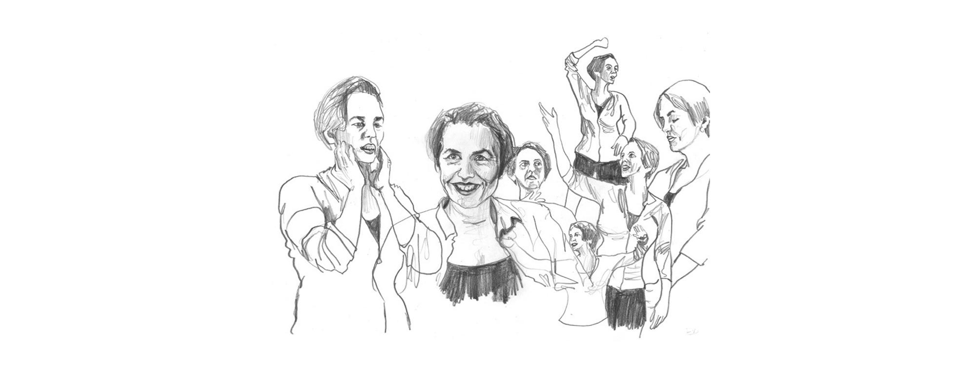 Stimmbildung und Präsenztraining Coach Ariela Sarbacher