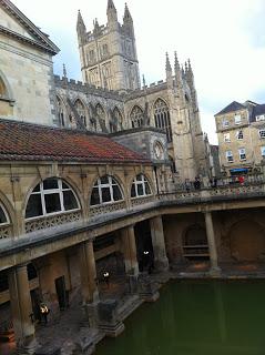 Bath – Begegnungen