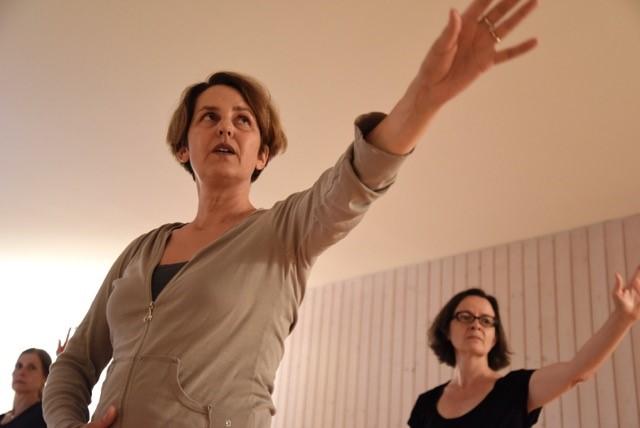 Kurse und Trainingsstunden mit Ariela Sarbacher