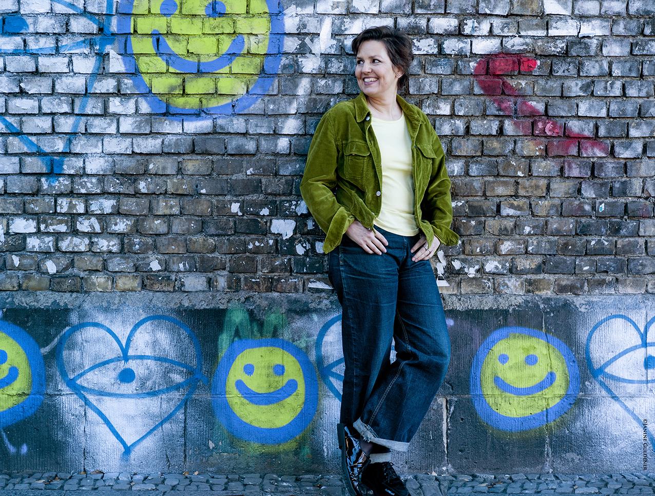 Ariela Sarbacher - Schauspielerin und Coach für Stimm- und Präsenztraining